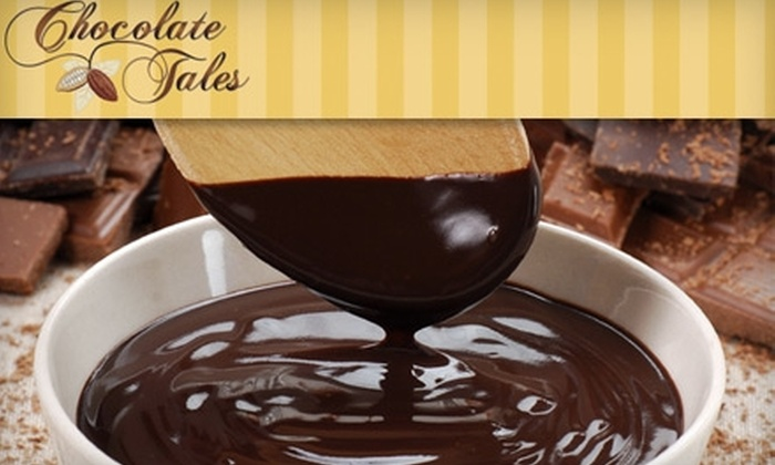 Chocolate Tales - Westdale South: $33 for an Artisan Chocolate-Making Workshop at Chocolate Tales ($68 Value)