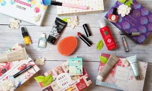 Birchbox: Six-Month Subscription to Birchbox – The UK's Number One Beauty Box Subscription Service (50% Off)