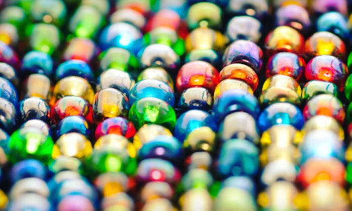 Stony Creek Bead - Ypsilanti: $25 for a Two-Hour Beading Class and $20 Worth of Beading Materials at Stony Creek Bead in Ypsilanti (Up to $50 Value)