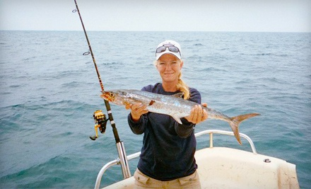 Half-Day Fishing Trip for up to Six (a $375 value) - Red Devil Fishing Adventures in Tierra Verde