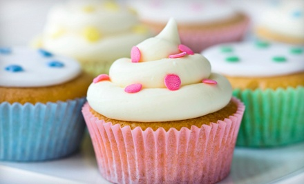 1 Dozen Regular Cupcakes (a $20 value, including delivery) - Brianna's Bakery in