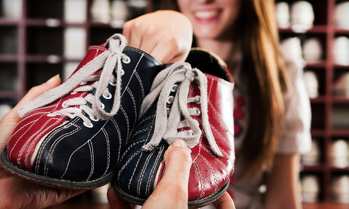 Pro Bowl - Suamico: $15 for a Bowling Outing with Two Games of Open Bowling and Shoe Rental for Up to Five at Pro Bowl (Up to $35 Value)