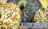 Bagelheads - Tallahassee: $4 for $8 Worth of Bagel Creations, Coffee, and More at Bagelheads Delicatessen