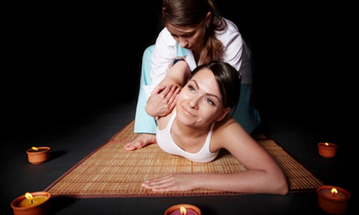Trix Spa - City Centre: One-Hour or 90-Minute Thai Massage at Trix Spa in Richmond (Up to 54% Off)
