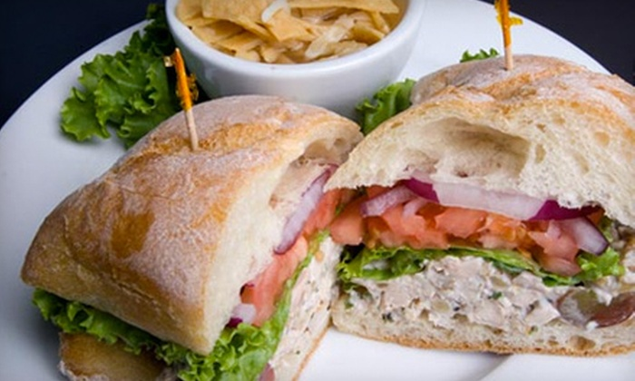 Galaxy Cafe - Multiple Locations: $10 for $20 Worth of American Fare at Galaxy Cafe