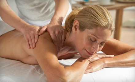 One 30-Minute Massage and One 30-Minute Sauna Body Wrap (a $100 value) - DaySpring Massage of Bloomington in Bloomington