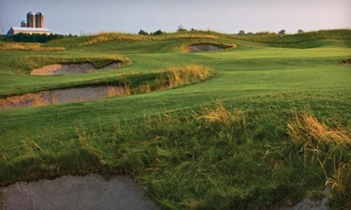Tarandowah Golfers Club - Avon: Golf Outing for One or Golf Outing with Cart for Two at Tarandowah Golfers Club