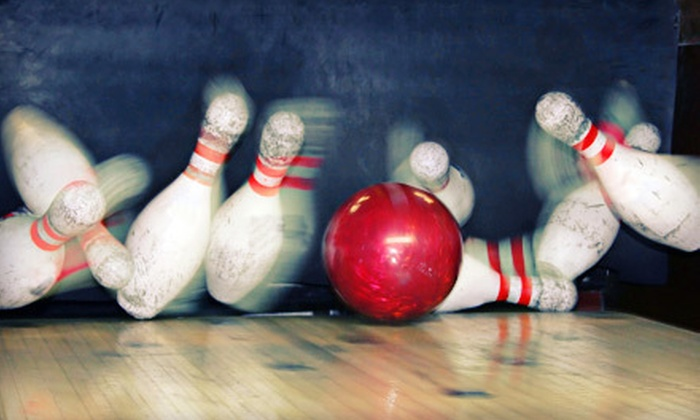 Seven Peaks Fun Center - Lehi Fun Center: $39 for a Pizza, Pop, and Pins Bowling Package for Up to Six at Seven Peaks Fun Center in Sandy (Up to $102.41 Value)