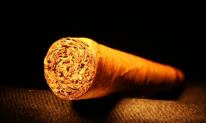 The Cigar Inn - Multiple Locations: Cigar and Class or Cigar and Cutter at The Cigar Inn