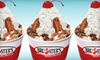 $6 for Frozen Treats at Bruster's Real Ice Cream