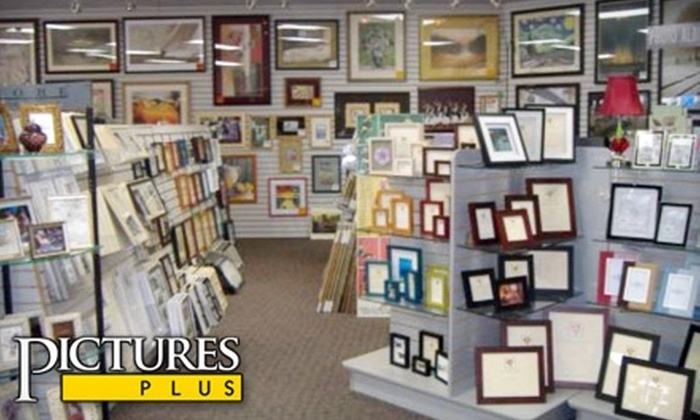 Pictures Plus - Lakewood: $40 for $90 Worth of Custom Framing or $15 for $30 Worth of Merchandise at Pictures Plus in Ann Arbor