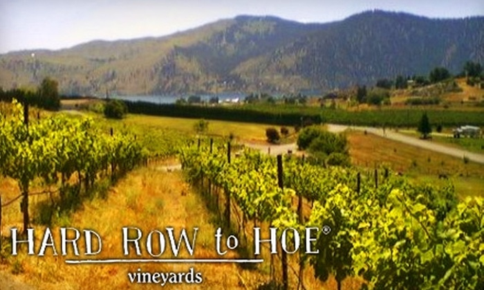Hard Row to Hoe Vineyards - Manson: $12 for $25 Worth of Wine at Hard Row to Hoe Vineyards