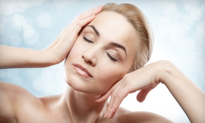 Massage Therapy Clinic - Wrentham: Facial with Eyebrow Wax or Facial with Bikini Wax at Massage Therapy Clinic in Wrentham