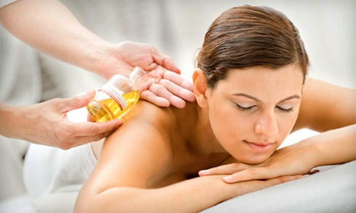 Deldor Day Spa and Salon - Ludlow: Swedish Massage and Oxygen Facial Packages at Deldor Day Spa and Salon in Tenafly (Up to 59% Off)