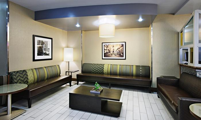 Hampton Inn Madison Square Garden Area Hotel Groupon