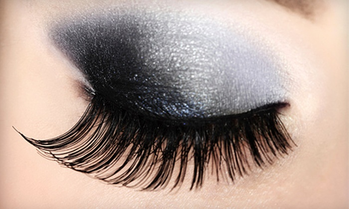 M Salon and Spa - Goodyear: $45 for Eyelash Extensions at M Salon and Spa in Goodyear ($95 Value)