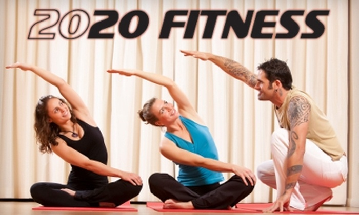 2020 Fitness - Belmont Heights: $40 for Three Semi-Private Pilates Training Sessions at 2020 Fitness in Long Beach ($120 Value)