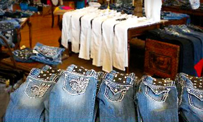 The House of Amore & Fede - Edina: $20 for $40 Worth of Boutique Apparel and Accessories at The House of Amore & Fede in Edina