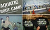 Aquatic Boot Camp  - Southlake: $59 for Four Weeks of Aquatic Boot Camp ($150 Value)