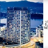 The Fairmont Waterfront - Downtown Vancouver: $129 for a One-Night Stay and Breakfast for Two at Fairmont Waterfront in Vancouver