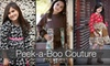 Peek-A-Boo Couture - Dilworth: $25 for $50 Worth of Upscale Children's Apparel at Peek-a-Boo Couture