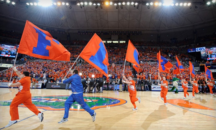 University of Florida Gators - Downtown: One Ticket to University of Florida Men's Basketball at St. Pete Times Forum on November 21 at 7 p.m. (Up to $37.60 Value)
