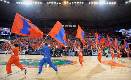 Ticketmaster: University of Florida Gators vs. Wright State Raiders on Mon., Nov. 21 at 7PM: Reserved Seating - University of Florida Gators in Tampa