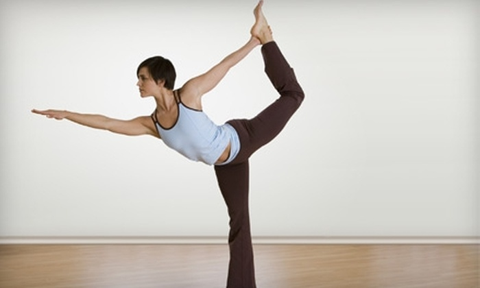 Exhale Studios - Richmond: $15 for One Month of Unlimited Pilates and Yoga Classes at Exhale Studios ($30 Value)