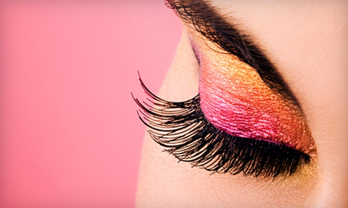 The Natural Face Place - Arcadia: Eyelash Extensions Plus Touchup or Eyelash or Eyebrow Tinting at The Natural Face Place (Up to 68% Off)