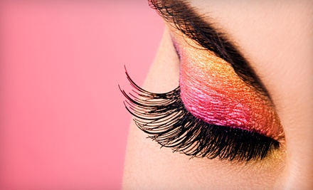 Eyelash or Eyebrow Tint (a $25 value) - The Natural Face Place in Los Angeles
