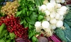 Full Circle Farms - CORP HQ: One Mini, Small, Medium, or Large Box of Organic Produce from Full Circle (Up to 52% Off)