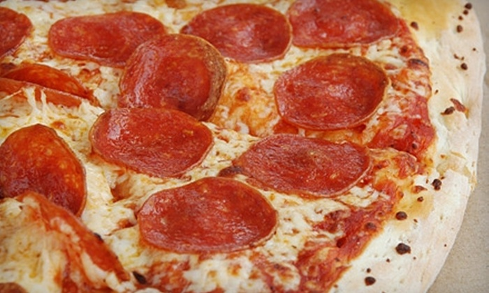 Antonio's Pizzeria - Genoa: $7 for $14 Worth of Pizza and Drinks at Antonio's Pizzeria in Westerville