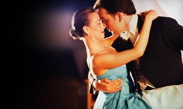 Elegance in Motion Dance Studio - Detroit: $79 for Three Private Ballroom-Dance Lessons, One Group Session, and One Practice Party at Elegance in Motion Dance Studio in Lake Orion