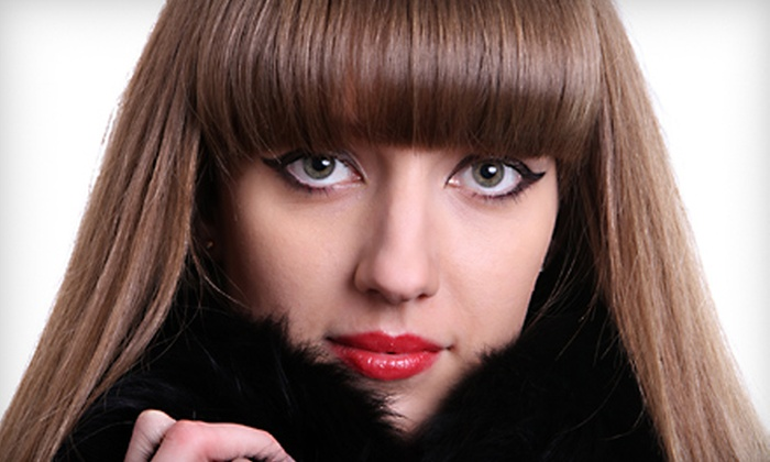 Gel Salon - East Avenue: $99 for a Keratin Treatment at Gel Salon ($250 Value)