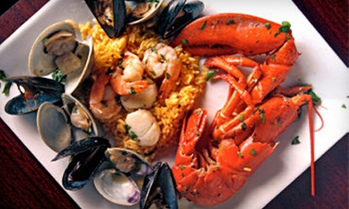 Tierra Restaurant & Lounge - Pawtucket: $15 for $30 Worth of Mediterranean Fare at Tierra Restaurant & Lounge in Pawtucket