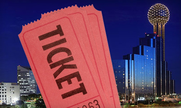 Fill A Seat Dallas: $40 for a One-Year Two-Person Membership for Free Concert and Show Tickets from Fill A Seat Dallas ($79.95 Value)