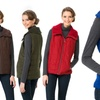 Women's Quilted Sherpa-Lined Vest