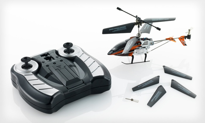 A816E Remote-Controlled Mini Helicopter: $25 for an A816E Remote-Controlled Mini Helicopter ($44.99 List Price). Free Shipping. Free Returns.
