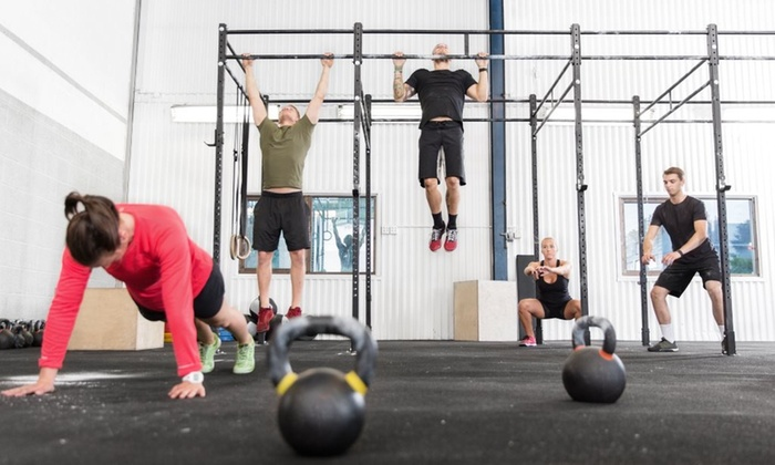 Gale Force Crossfit - Plymouth: One Month of Unlimited CrossFit Classes from Galeforce Crossfit (63% Off)