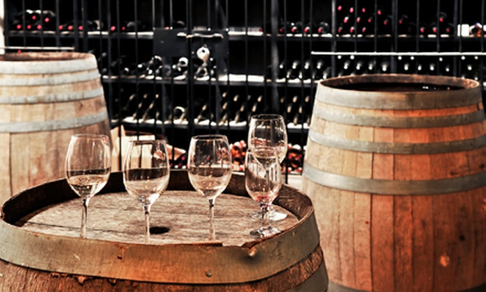 "Tarpon Springs Castle Winery - Tarpon Springs: ""Tap The Vat with the Winemaker"" Wine-Tasting Package for Two or Four at Tarpon Springs Castle Winery (Up to 67% Off)"