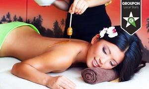 Salon Olivka: Wybrany masaż 60-minutowy dla dwojga za 119,99 zł i więcej opcji w Salonie Olivka w Babka Tower