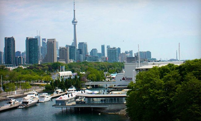 LiveToronto - Downtown Toronto: $40 for a 60-Minute Walking Tour with Photos for a Group of up to Six from LiveToronto ($80 Value)