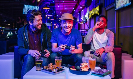 Two Hours of eSports Gameplay for One or Two, or One Hour for Four at GameWorks - Newport (Up to 43% Off)