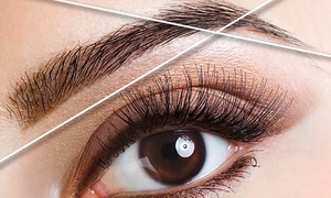 Sweet Salon: One or Three Eyebrow Threadings at Sweet Salon (Up to 50% Off)