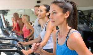 Club Fitness Addiction: One-, Two-, or Three-Month Membership with  Barre and Spin Classes at Club Fitness Addiction (Up to 72% Off)