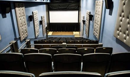 Movie Tickets and Snacks for Two or Four at Row House Cinema (Up to 49% Off)