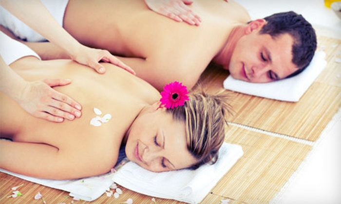 The Network Wellness Spa - Downtown: $99 for Facial, Massage, Champagne, and Lunch for Two at The Network Wellness Spa in Oakland (Up to $300 Value)