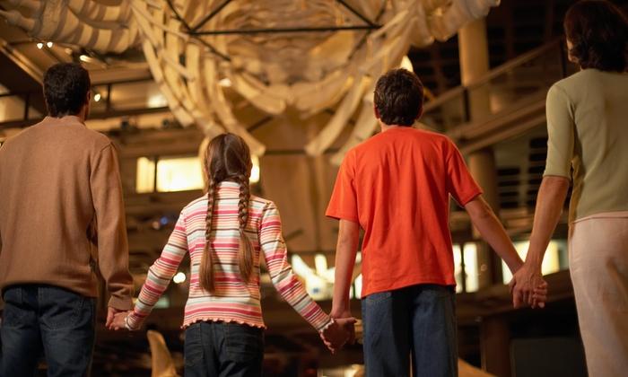 Weems-Botts Museum - Dumfries: $20 Off Family Lifetime Membership at Weems-Botts Museum