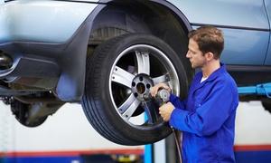 ENZO AUTORIPARAZIONI: Cambio gomme e bilanciatura per auto con cerchio fino a 19 pollici da Enzo Autoriparazioni (sconto fino a 84%)
