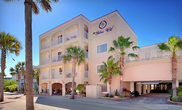 The Palms Hotel - Isle of Palms, SC: Stay at The Palms Hotel in Isle of Palms, SC, with Dates into March